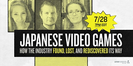 How the Japanese Video Game Industry Found, Lost, and Rediscovered Its Way tickets