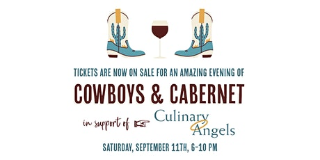 Cowboys and Cabernet tickets