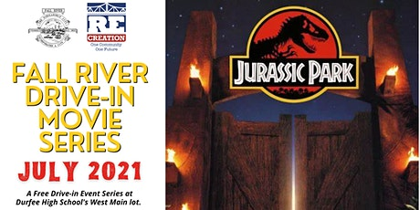 Fall River Drive-In: Jurassic Park tickets