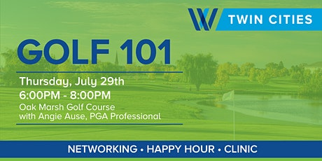 WISE Twin Cities: Golf 101 tickets