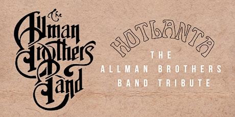 Strange Brew (Eric Clapton Experience)& Hotlanta (Allman Brothers Tribute) tickets