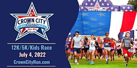 Crown City Classic 12K & 5K tickets