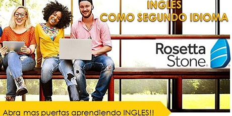 Aprenda Ingles Gratis con Rosetta Stone tickets