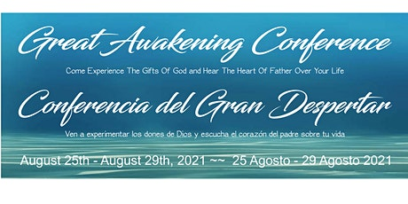 Great Awakening Conference by Deep Water Chosen Ministries tickets