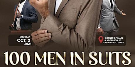 100 Men In Suits tickets