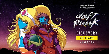 Daft Punk's Discovery — 20 Year Anniversary Dance Party Celebration tickets