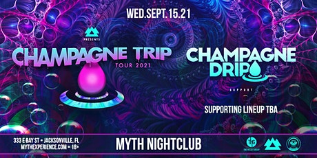 WAKAAN PRESENTS 'Champagne Trip' Tour Feat. Champagne Drip | 9.15.21 tickets