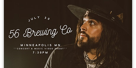 Dan Rodriguez at 56 Brewing Co. [Show & Music Video Shoot] tickets