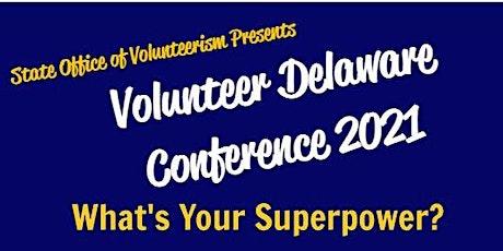 Volunteer Delaware Conference 2021 tickets