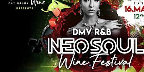DMV R&B Neo Soul Wine Festival tickets