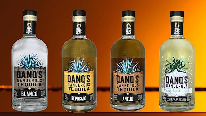 Tequila Tasting & Food Pairing image