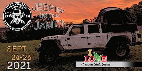 Goin Coastal Jeep Club's Jeepin' on the James tickets