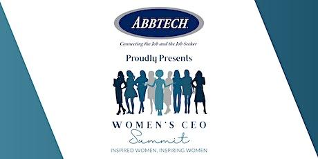 Women's CEO Summit tickets