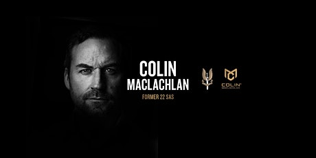 An Evening with Colin Maclachlan tickets