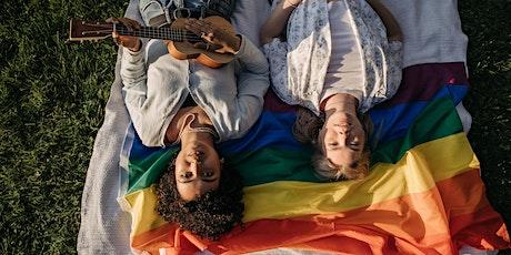 LGBTQ Private Pride Virtual Dating Event tickets