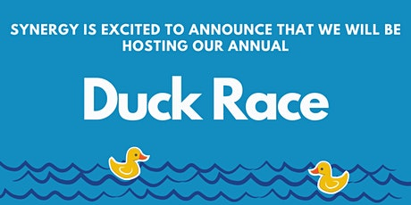Synergy's 2021 Duck Sales tickets