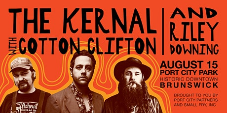 The Kernal w/ Cotton Clifton and Riley Downing tickets
