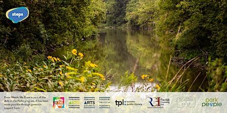 From Weeds We Grow- Poetry of Rowntree Mills Park: Workshops w/ Zara Rahman tickets