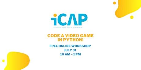 iCAP Online Class tickets