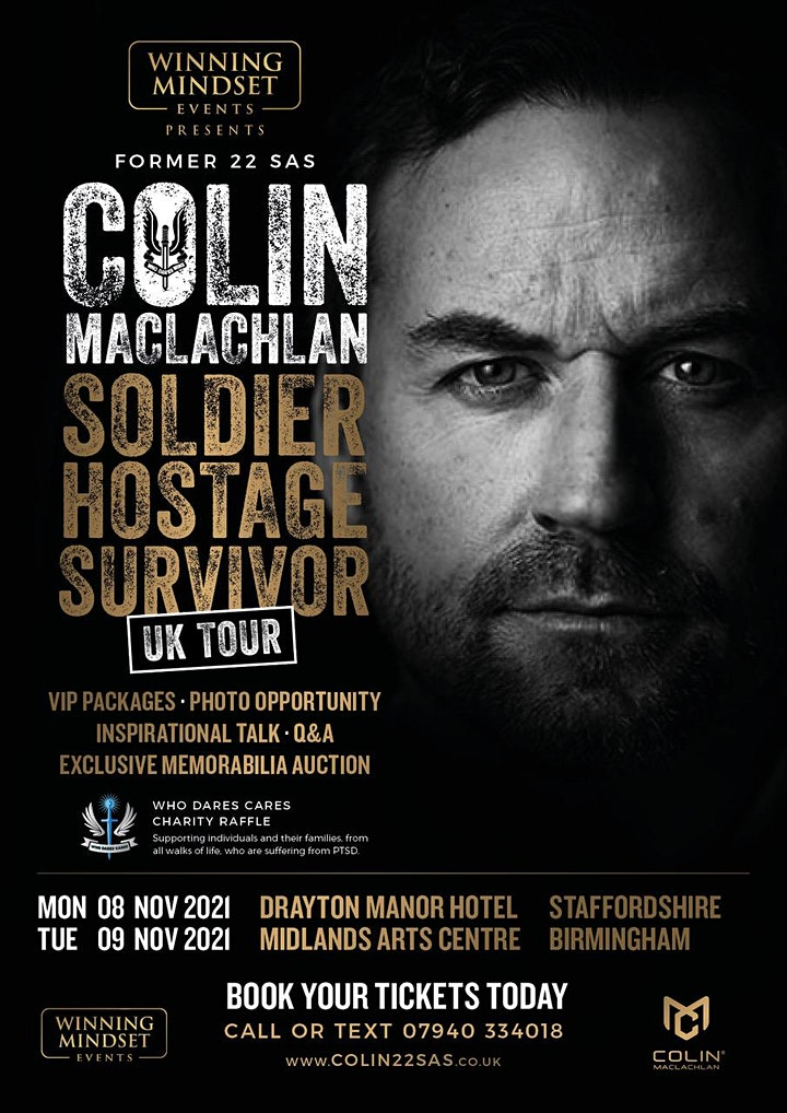 An Evening with Colin Maclachlan image