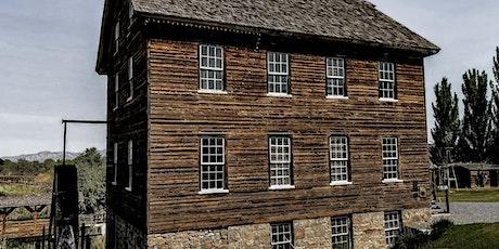 Benson Grist Mill Ghost Hunt tickets