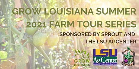 Indian Springs Farm Tour - RSVP Required! tickets