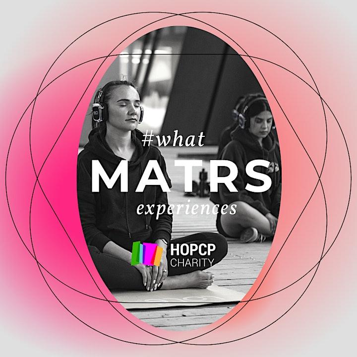 WhatMATRS: Movement + Mindfulness Experiences image