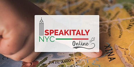 In Person Italian Geography (Fall 2021) tickets