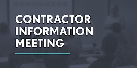 Matrix PDM Engineering Contractor Information Meeting tickets