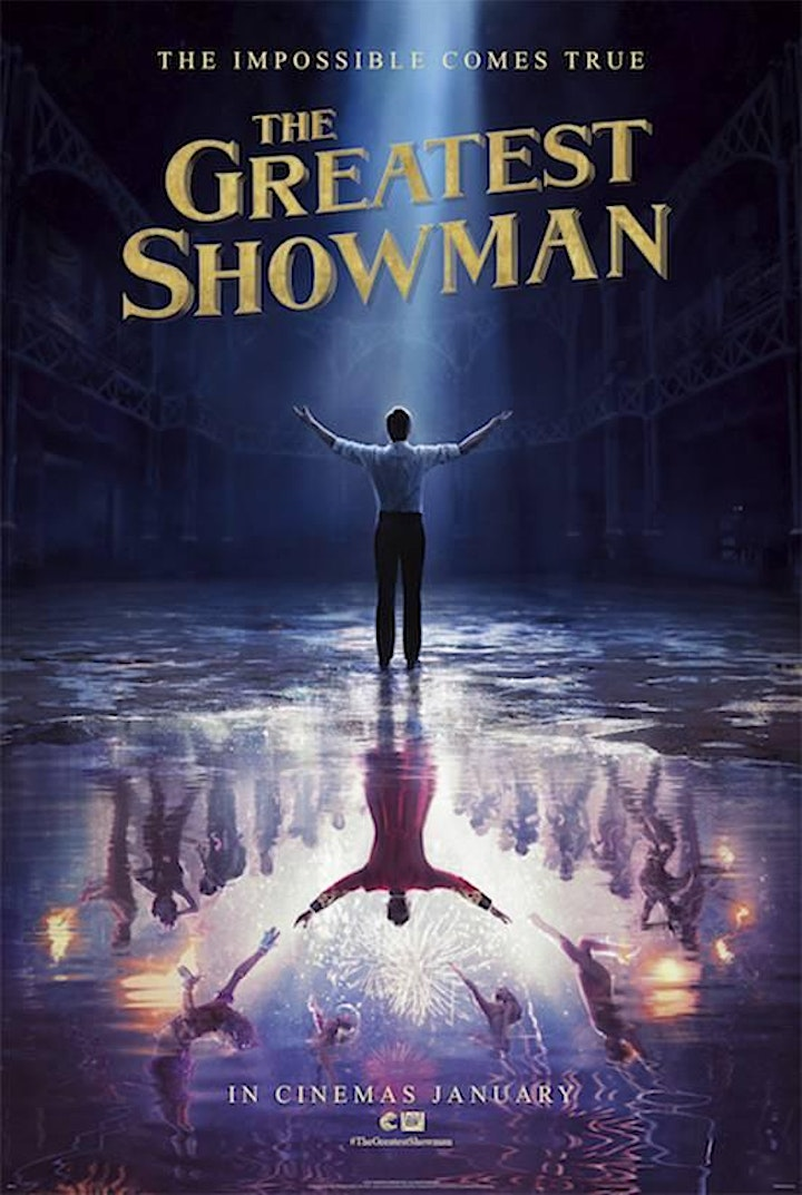 Greatest Showman Open Air Cinema at Cotswold Water Park image