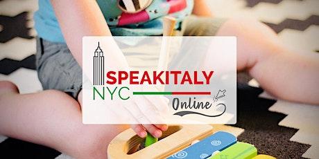Online Italian Music Class (Fall 2021) tickets