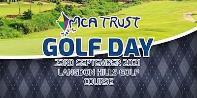 MCA Trust Golf Day 2021