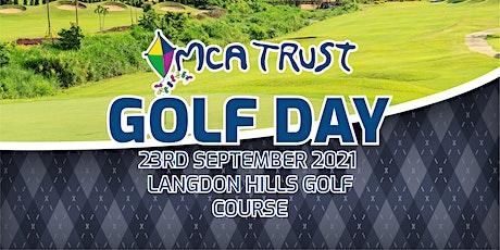 MCA Trust Golf Day 2021 tickets