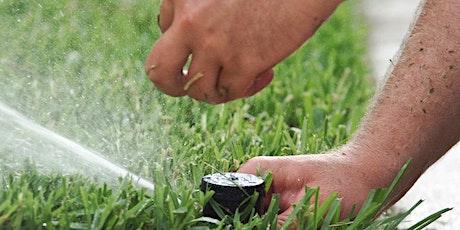 Webinar- Irrigation Designing 101 tickets