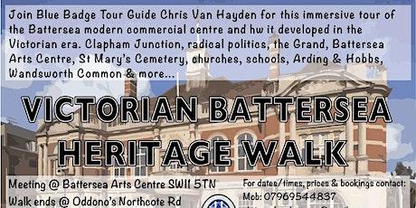 Victorian Battersea Heritage Walk + Drinks tickets