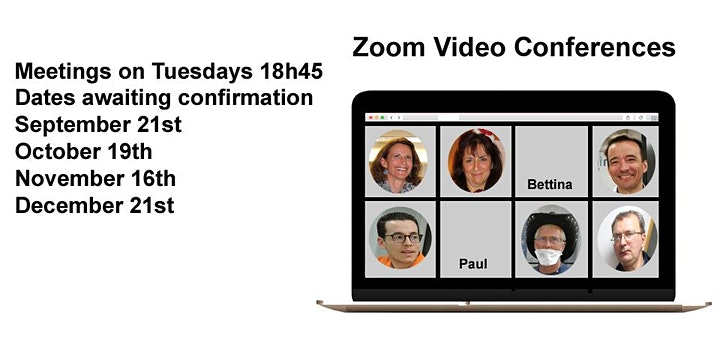 Public Speaking and Communication in English - Zoom Video Conferences image