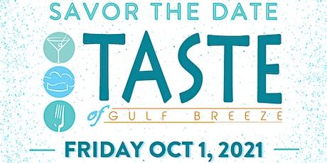 Taste of Gulf Breeze 2021 tickets
