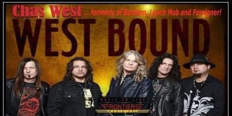 WEST BOUND with Wild America at Anthony D's 7/30 tickets