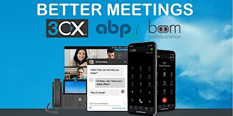 The best collaboration tool for 3CX(Remote Workers / Huddle Rooms) tickets
