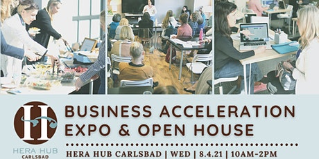 Business Acceleration Expo & Open House tickets