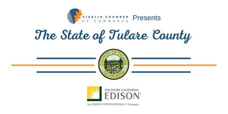 The State of Tulare County Luncheon tickets