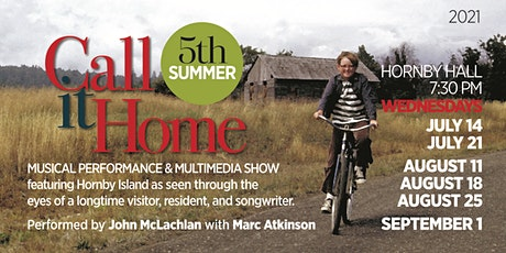 Call it Home with John McLachlan tickets