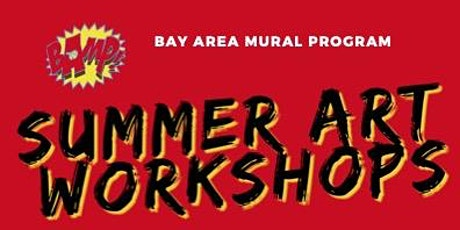 BAMP  Art Workshop - Drawing Games tickets