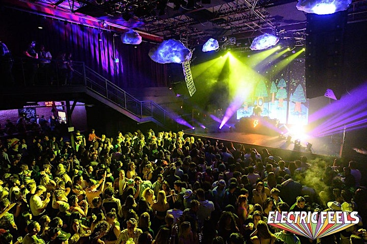 Electric Feels: Indie Dance Party! image