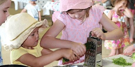 FARM KIDS - Mini Farmers Term 3 (Culinary Herbs) tickets