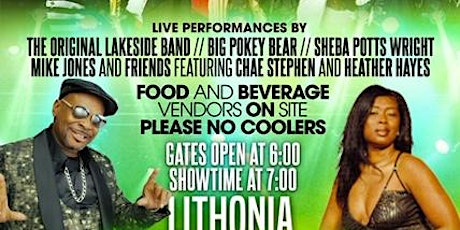 Groovin' on the Green @ Lithonia Amphitheater tickets