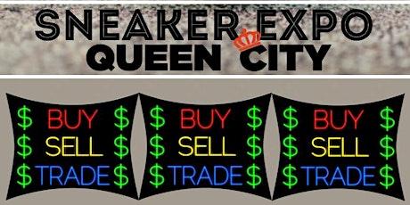 2021 Queen City Sneaker Expo tickets