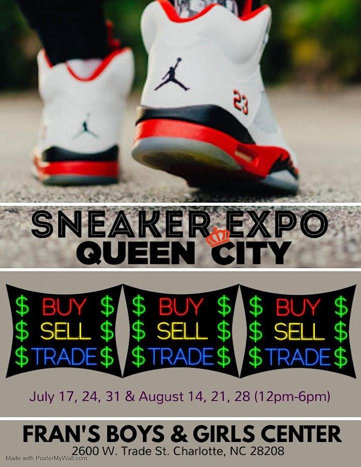 2021 Queen City Sneaker Expo image