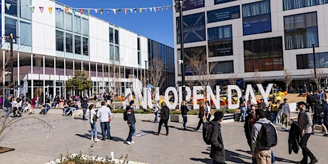 ANU Open Day 2021 - General Admission tickets