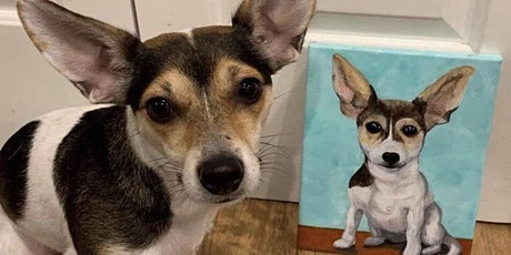 Paint your Pet Night at Fox Farm Vineyards tickets